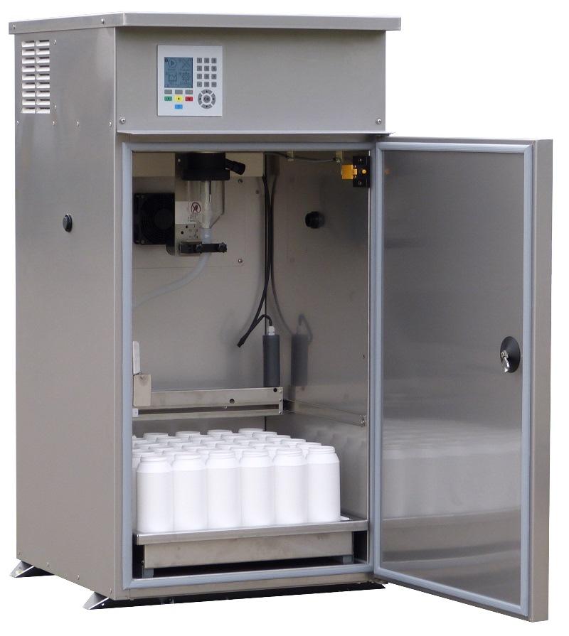 Stationärer Probenehmer - Stationary Waste Water Sampler WS 316