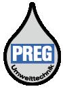Preg Umwelttechnik Logo